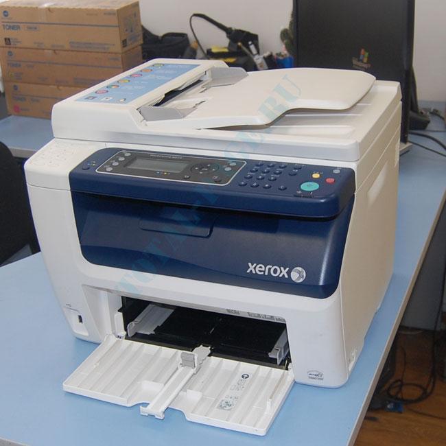 Восстановления блока ксерографии на примере Xerox WC 6015.